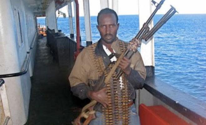 Правила сомалийских пиратов (4 фото)