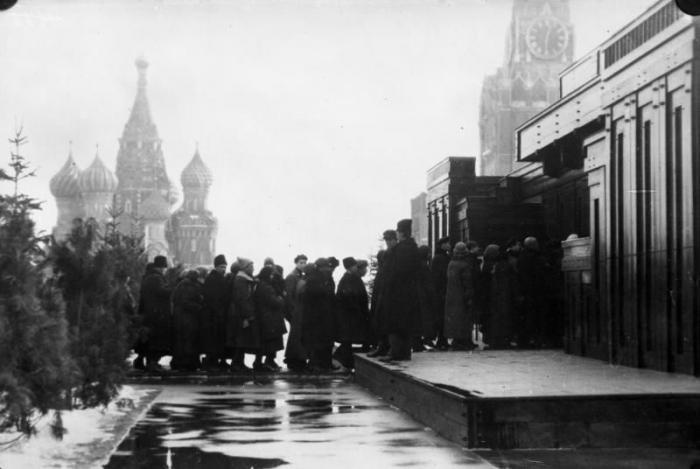 Как устроен Мавзолей Ленина (7 фото)