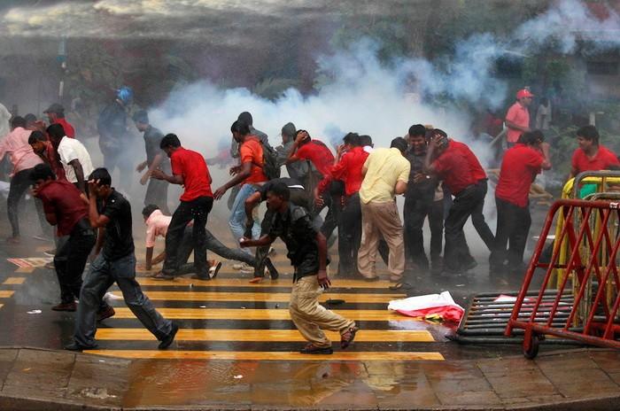 Слухи, вызвавшие массовую панику (10 фото)