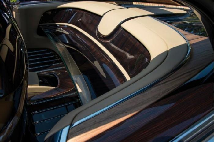 Rolls-Royce Sweptail 2017 – уникальное купе от роллс-ройс (9 фото)