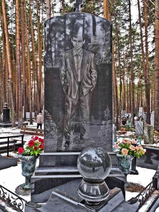 Необычные кладбища из разных стран мира (14 фото)