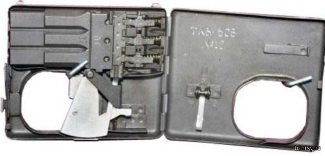 ТКБ-506 - уникальный портсигар от конструктора Игоря Стечкина (4 фото)