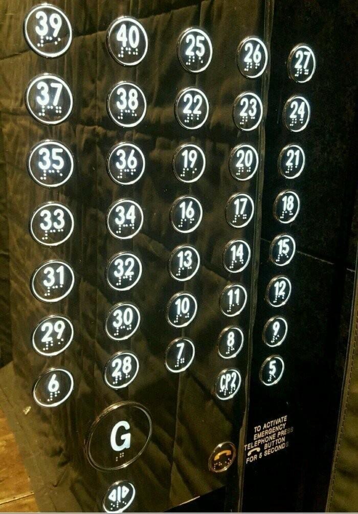 Юмор из лифта (11 фото)