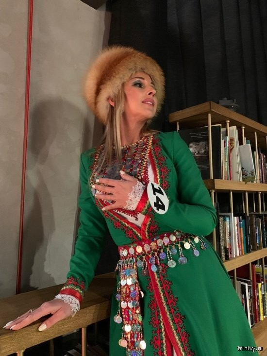 Ольга Попова стала самой красивой замужней женщиной России (6 фото)