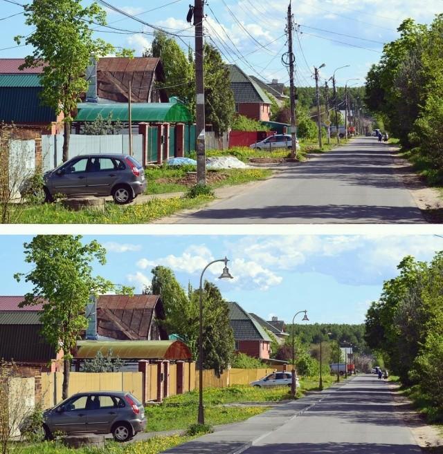 Как могла бы выглядеть российская глубинка (14 фото)