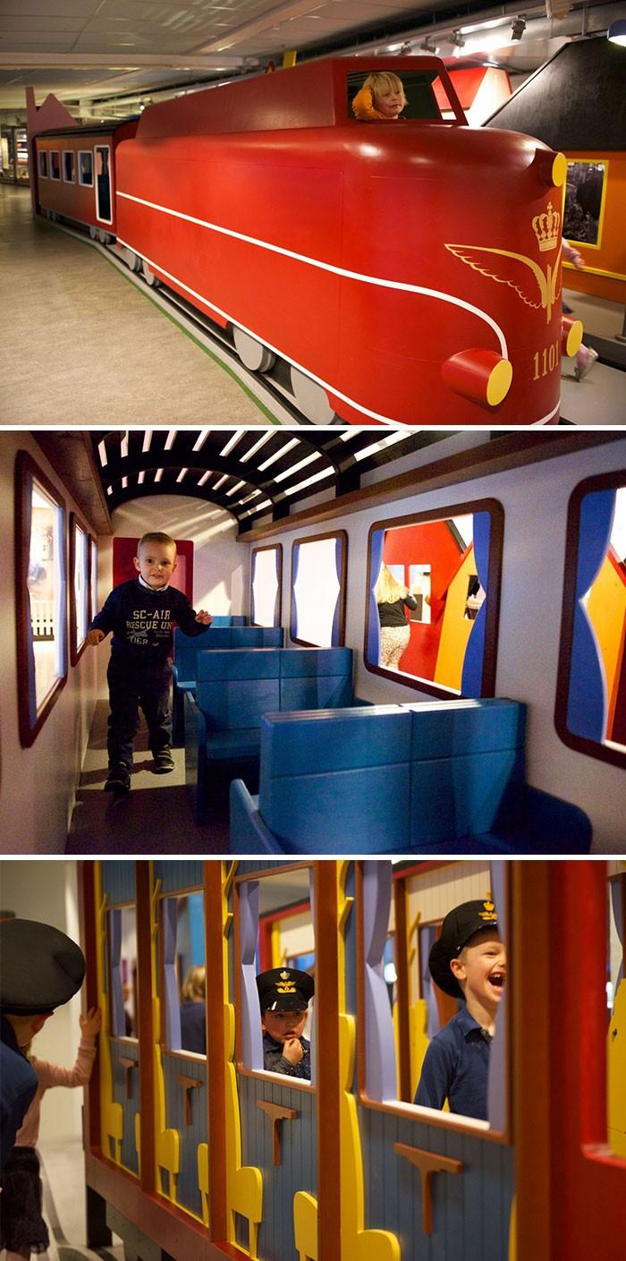 Восхитительные детские площадки от датской компании (21 фото)