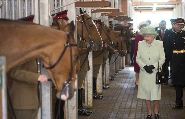 Список необычных должностей в Букингемском дворце (10 фото)