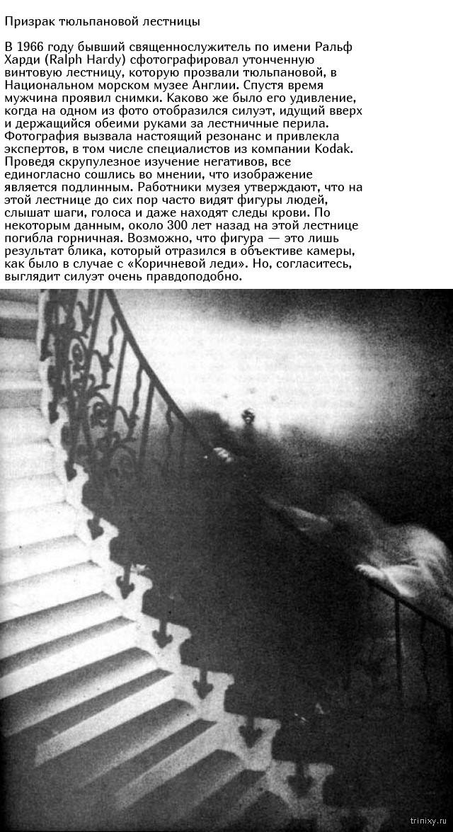 Загадочные фотографии, которые вызывают много вопросов (11 фото)