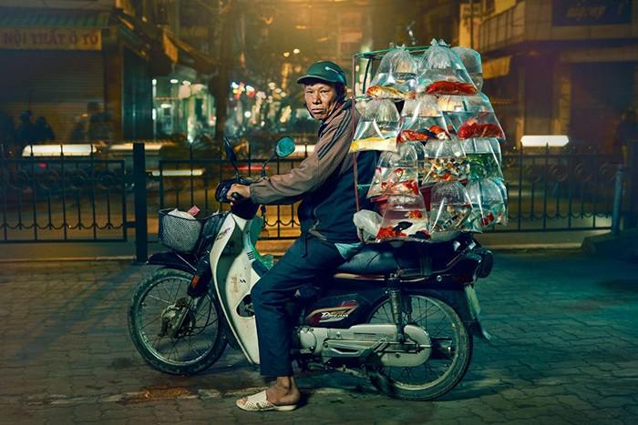 Как перевозят грузы вьетнамцы (7 фото)
