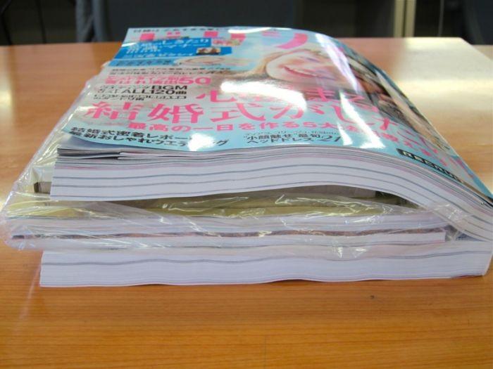 Подарок от японского журнала (9 фото)