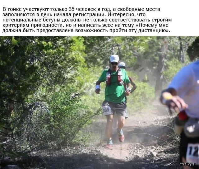 Беспощадный марафон, до финиша которого дошли всего 14 человек(6 фото)