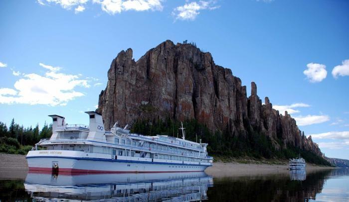 Одно из самых красивых мест Сибири (10 фото)