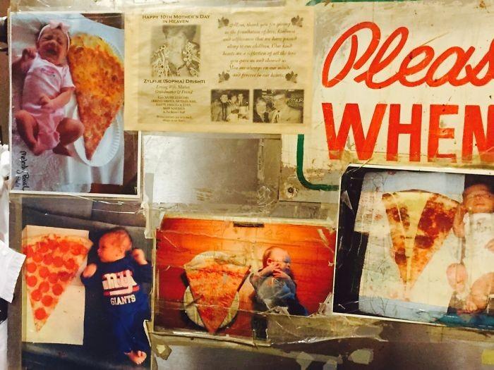 Высший пилотаж пиццестроения и пиццеводства в фотографиях (21 фото)