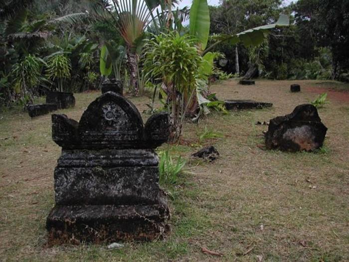 Остров Святой Марии — бывшая цитадель пиратов (9 фото)