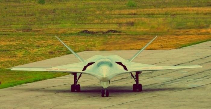 Российский ядерный бомбардировщик нового образца (5 фото)