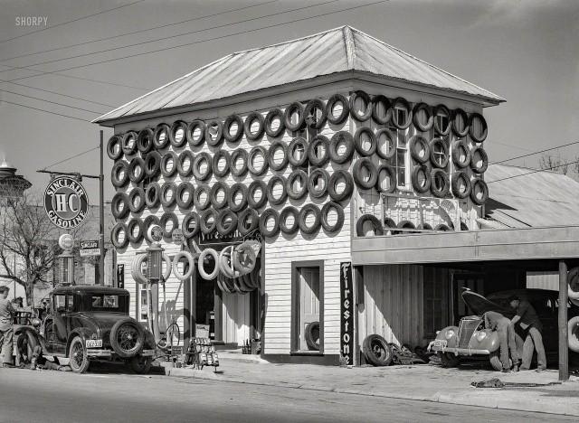 Архивные фотографии и моменты из прошлого (20 фото)