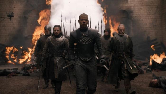 В Китае не увидели последнюю серию «Игры престолов» (2 фото)