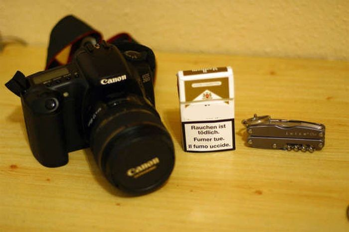 Светорассеиватель для вспышки фотоаппарата (6 фото)