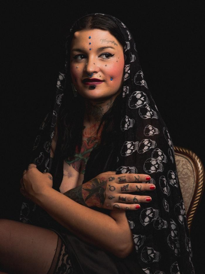 Женщины, которые продемонстрировали модификации тела (16 фото)