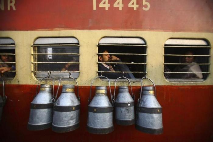 Индийская железнодорожная сеть (16 фото)