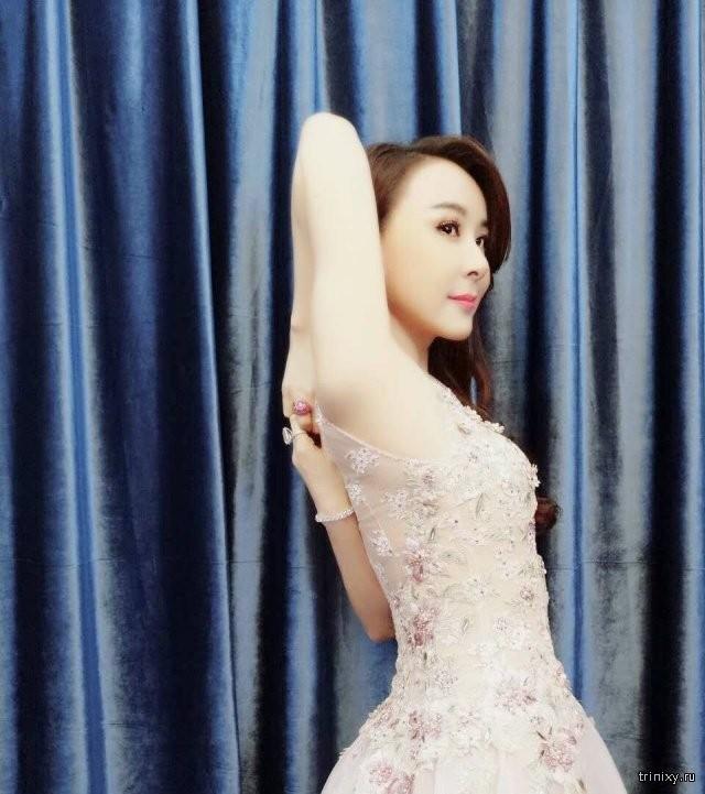 Тайваньская актриса Стефани Сяо разгадала секрет юности (11 фото)