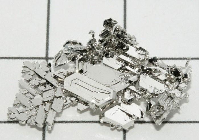 Почему платина ценится выше, чем золото (6 фото)