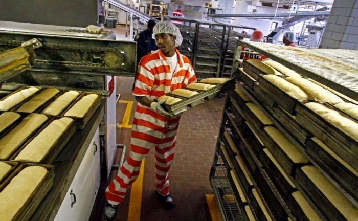 Американские тюрьмы (22 фото)