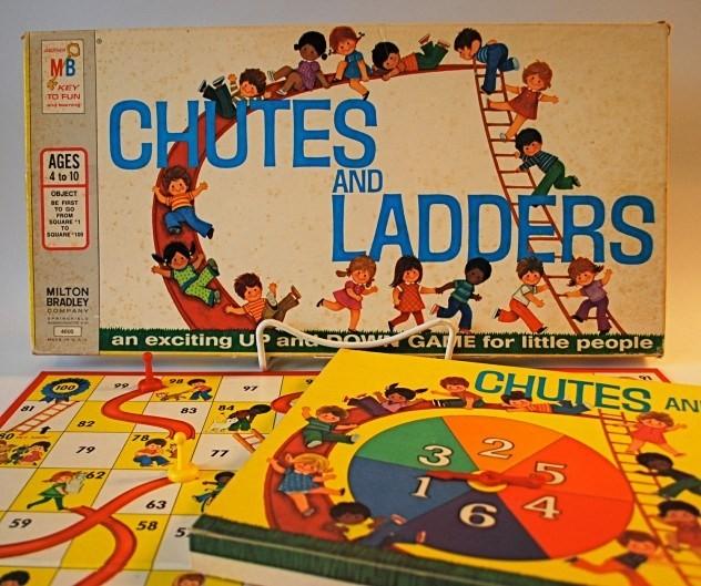Старые игры и игрушки (10 фото)