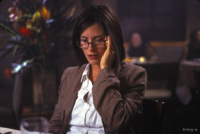 Как с годами менялась Кортни Кокс за свою кинокарьеру (14 фото)