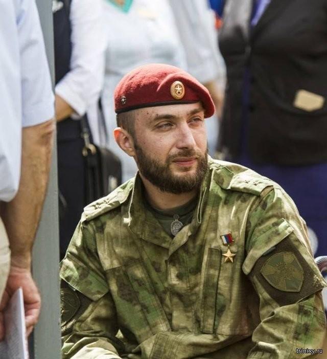 История одного настоящего солдата (2 картинки)