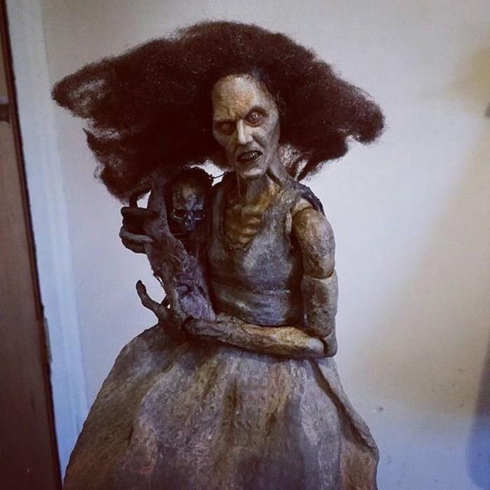 Самый страшный актер из фильмов ужасов в жизни (14 фото)