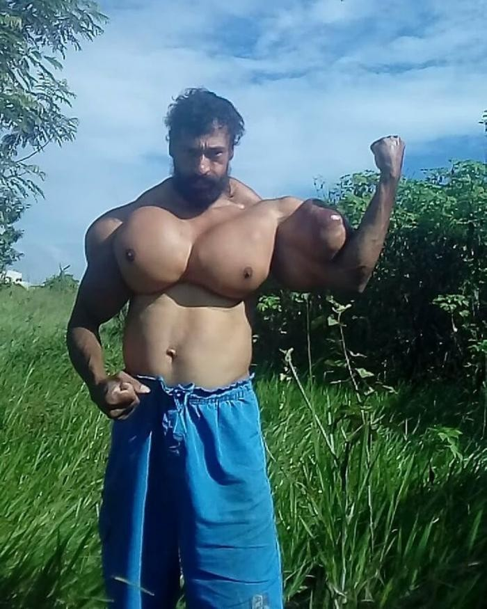 """Синтольный """"качок"""" из Бразилии (12 фото)"""
