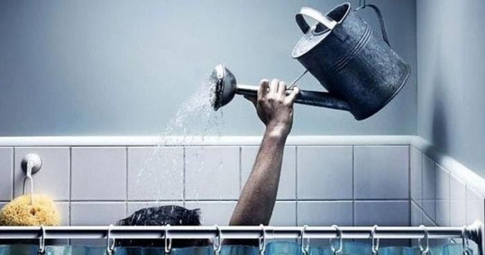 Советы для тех, кому отключили горячую воду (9 фото)