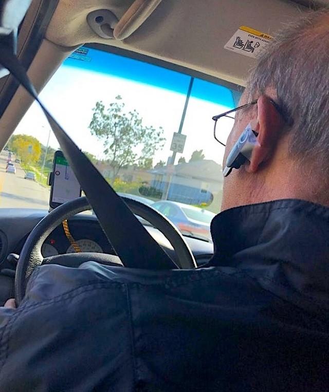 Таксисты умеют удивлять. Подборка веселых странностей из вселенной таксистов (17 фото)