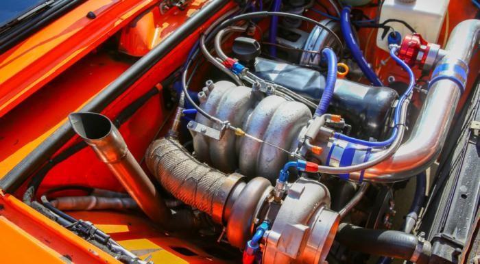Полтысячи сил с мотора от Нивы: тюнинг ВАЗ-21011 (10 фото)