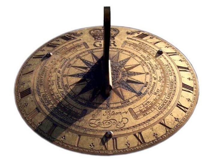 Как определяли время до изобретения часов (6 фото)