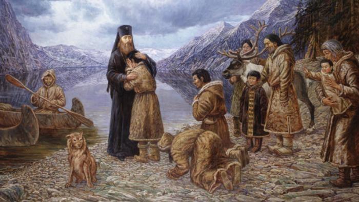 Как Россия приобрела и потеряла Аляску (8 фото)