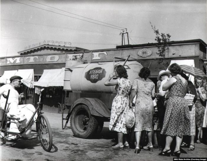 Архивные снимки и кадры из прошлого (20 фото)