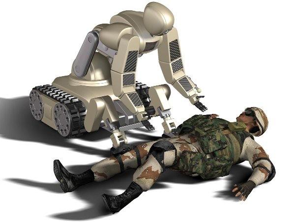 Boston Dynamics предложил устраивать битвы боевых роботов (2 фото)
