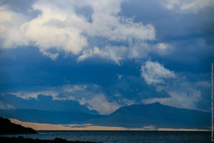Неизведанный северный берег (23 фото)