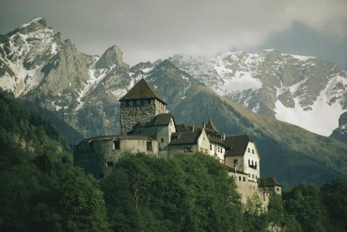 Десятка самых маленьких государств мира (10 фото)