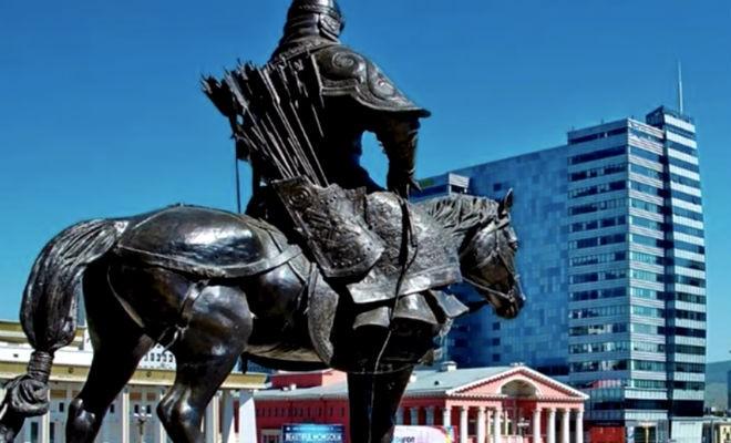 Сухпай потомков Чингисхана (4 фото)