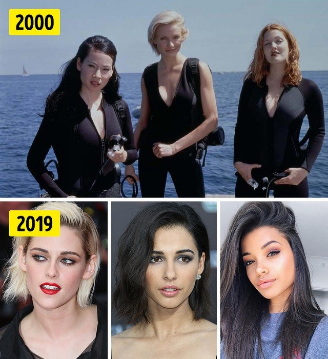 Актеры, которые сыграют главные роли в ремейках фильмов (10 фото)