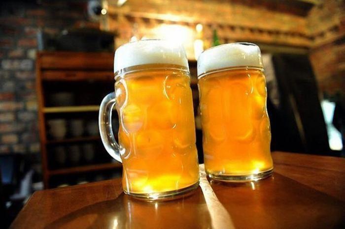 Пейте пиво — будете здоровы (10 фото)