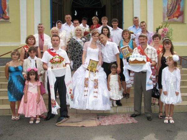 Безумные свадебные фото (48 фото)