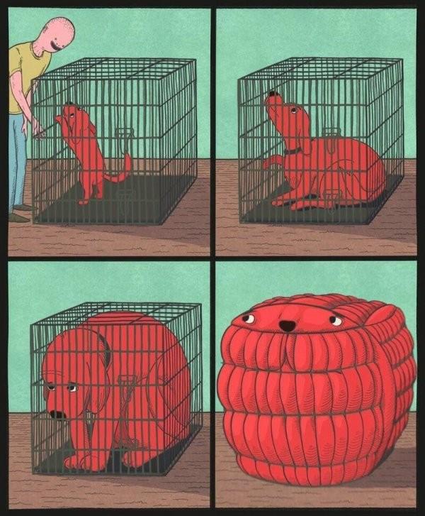 Пугающие комиксы (15 штук)