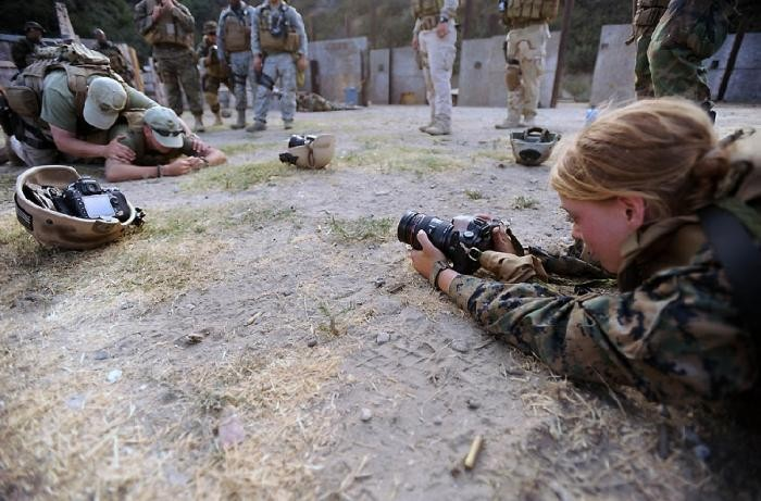 Женщины в армии США (20 фото)