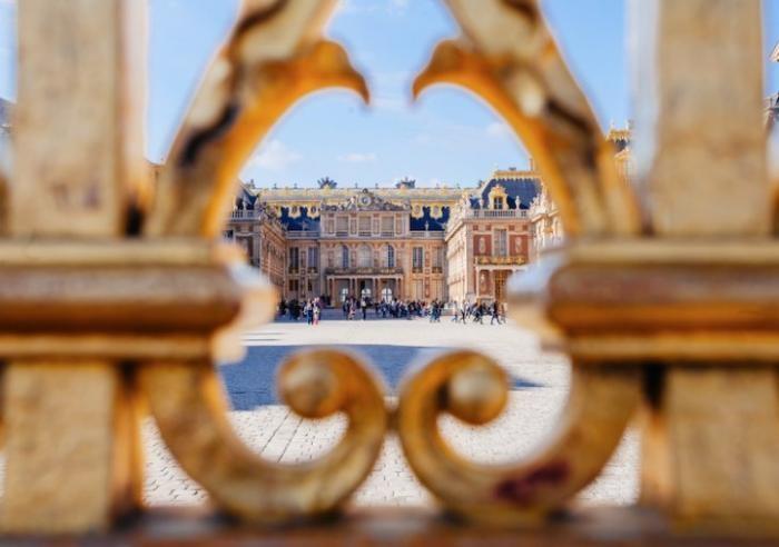 Самое любопытное о Версальском дворце (9 фото)