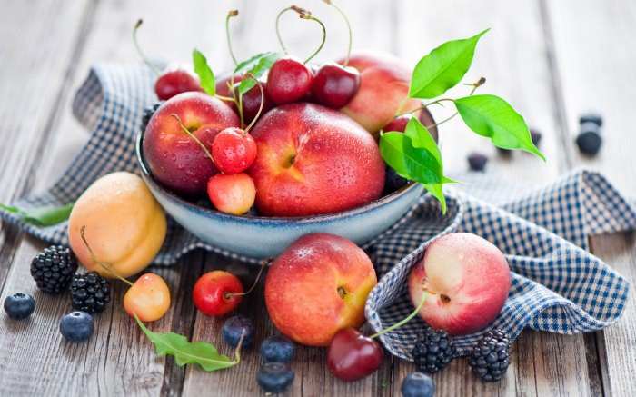 Правила летнего хранения фруктов, овощей и ягод (5 фото)