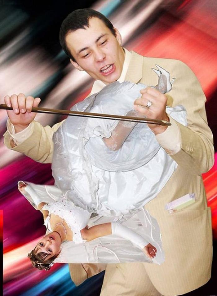Свадебные фото (21 фото)